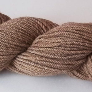 Worsted weight alpaca yarn from Snowshoe Farm