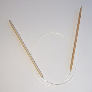 "24"" circular bamboo knitting needles"