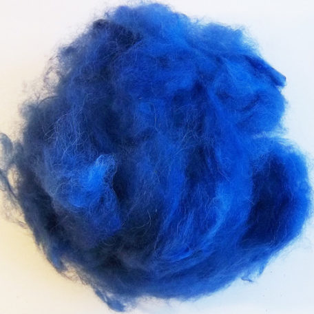 alpaca fiber for felting from Snowshoe Farm
