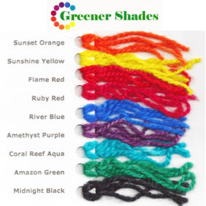 Greener Shades Dyes