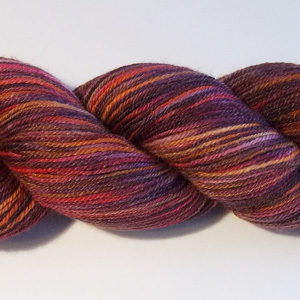alpaca sock yarn from Snowshoe Farm, Peacham, Vermont