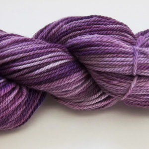 worsted weight alpaca-merino yarn from Snowshoe Farm
